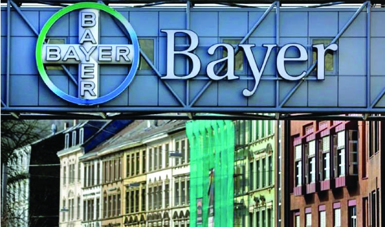 Bayer sells 9.4% stake in Covestro