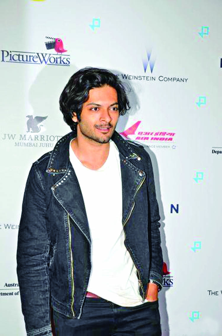 Ali Fazal to turn director with this short film
