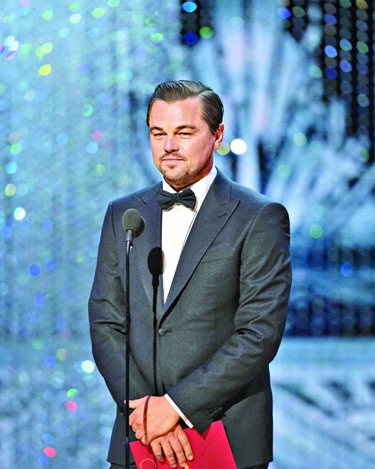 Leonardo keen to portray Stan Lee in biopic