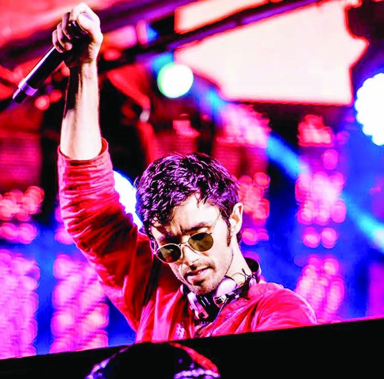 Top DJ KSHMR to debut  in Mumbai
