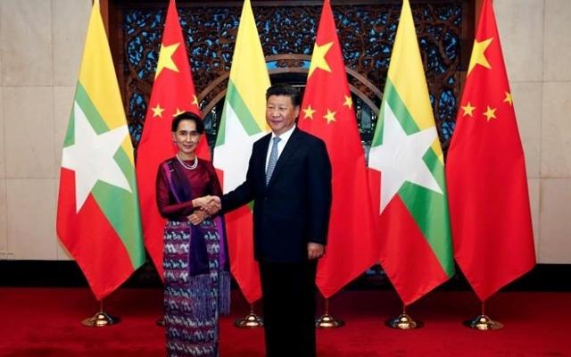 China backs Rakhine operation: Myanmar