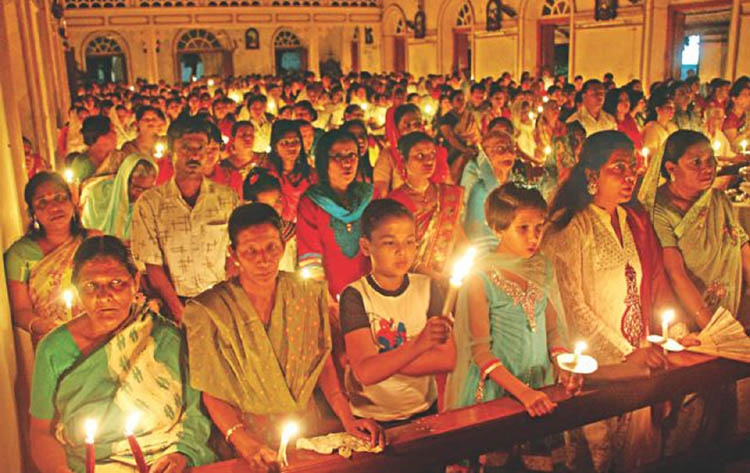 The Portuguese  Catholic Church in Chittagong