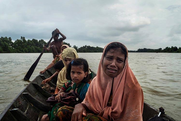 Rohingya Crisis 230,000 Children, Hundreds All Alone  The Asian Age Online, Bangladesh-7721