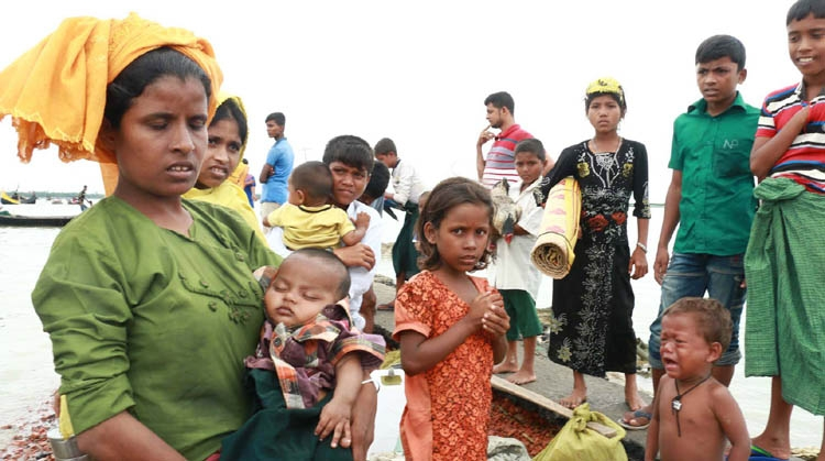 Genocide and trampled humanity in Rakhine province