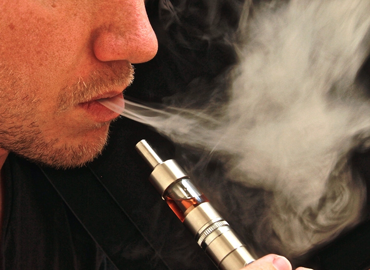 E-cigarettes may double the risk of tobacco smoking