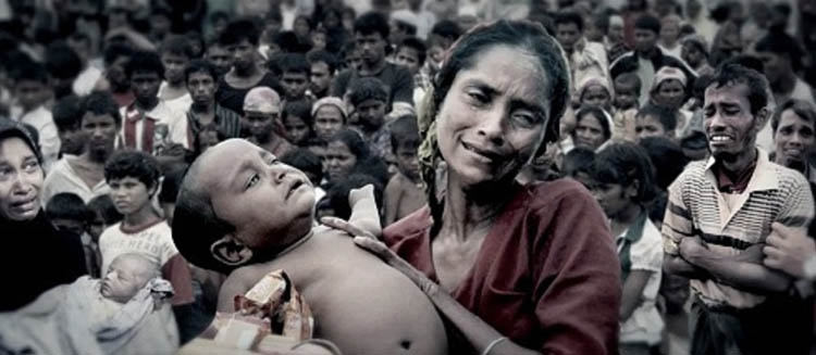 Rohingya genocide and clash of civilizations