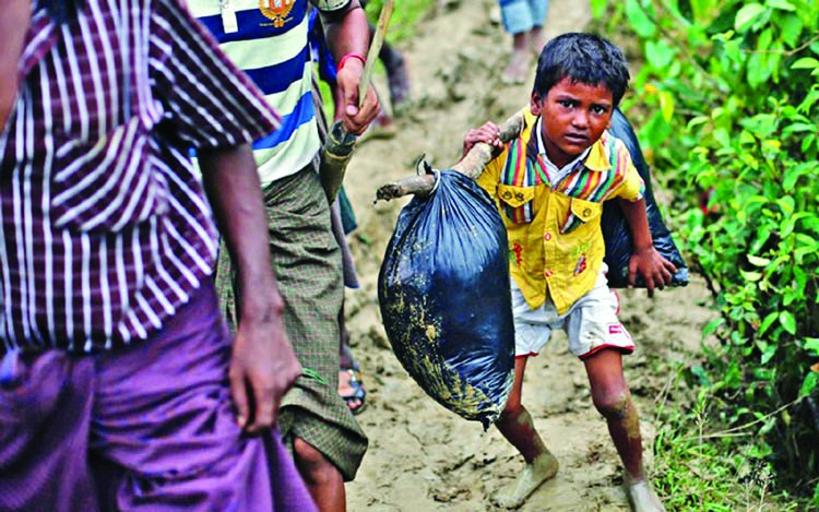 PM doing her best for Rohingyas: Inu