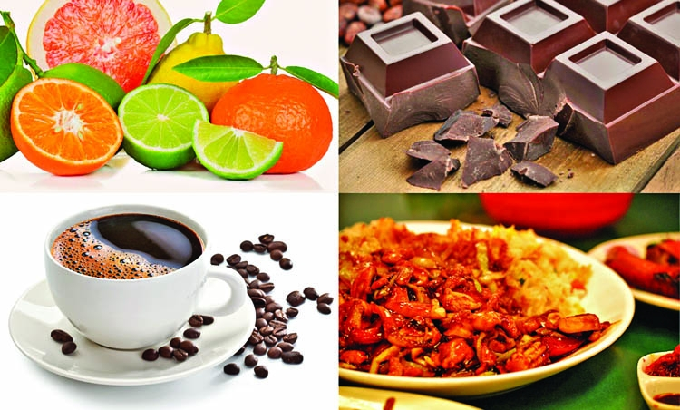 Foods that cause insomnia