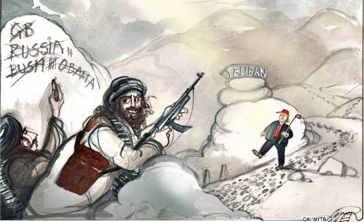 The Afghanistan quagmire