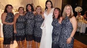 Oops! Wedding guests in fashion faux pas