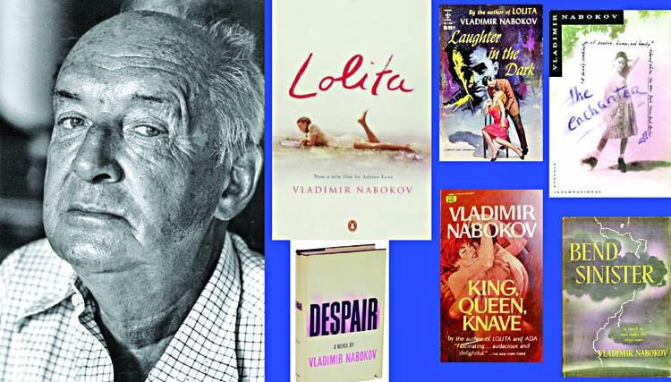 Vladimir Nabokov's America