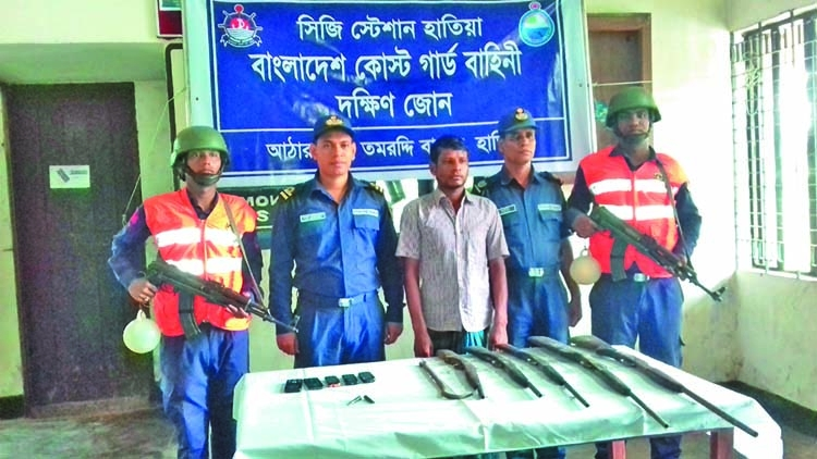 Alleged pirate gang leader Kokan arrested