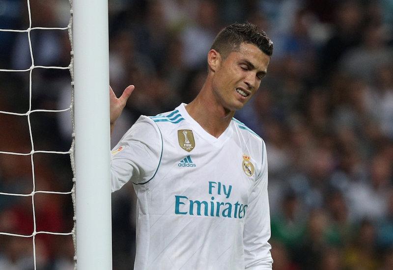 Real Madrid beaten by Betis on Ronaldo return