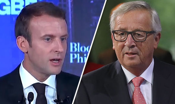 More countries will leave EU if treaties don't change: Macron