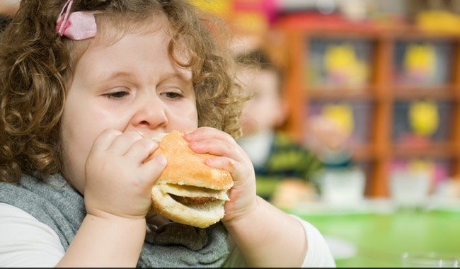 What is making your child obese