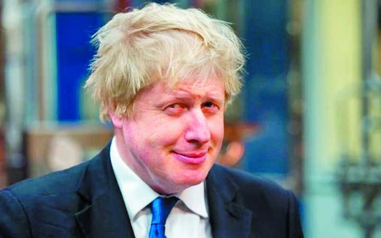 Boris Johnson warns world catastrophe
