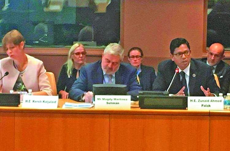 Digital Bangladesh vision to help achieve SDGs: Palak