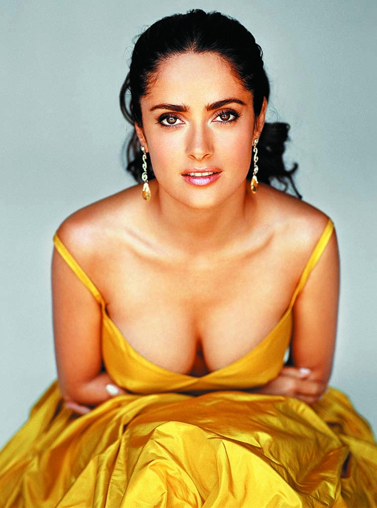 Salma Hayek's $100,000 to Mexico quake victims