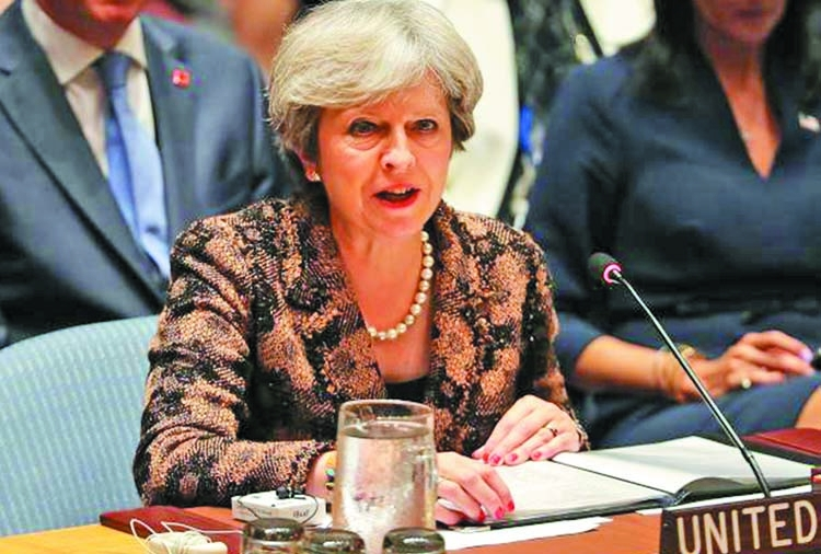 Brexit: None from EU going to May's speech