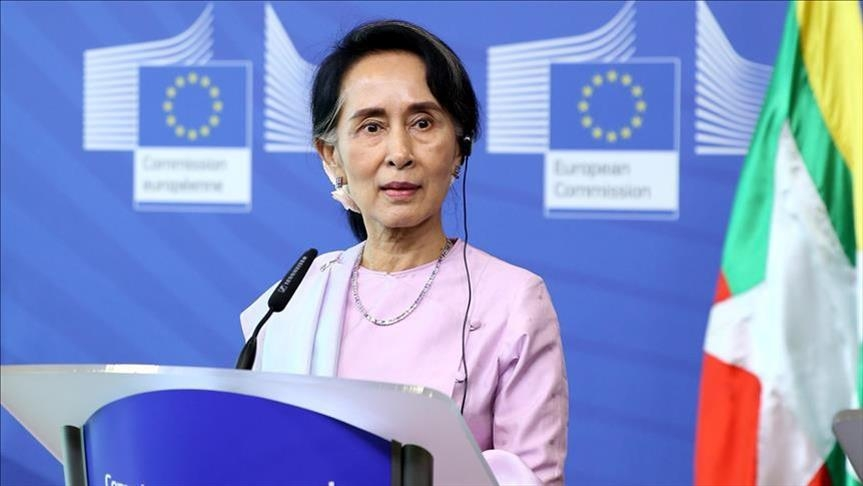 British delegation expected more from Suu Kyi