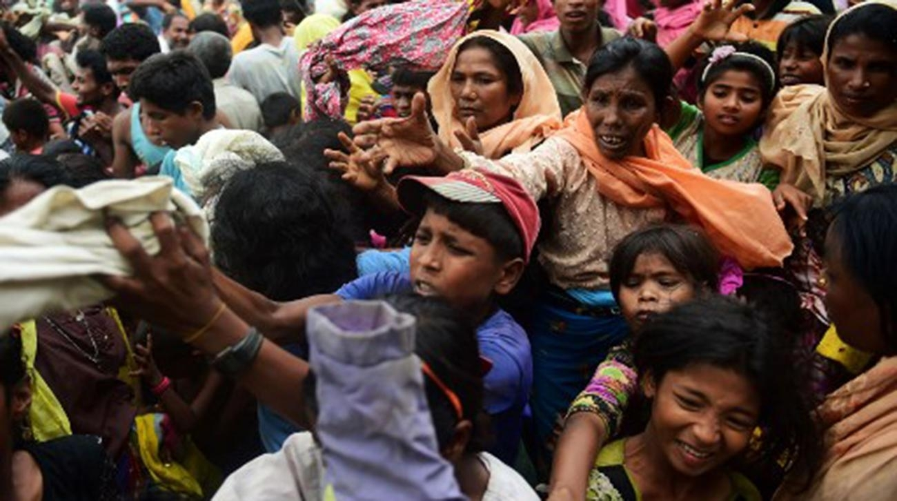 Saudi relief for Rohingyas arrives in Ctg
