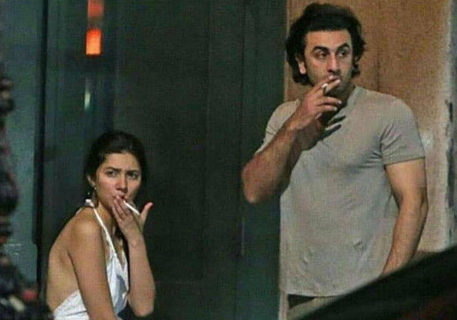 Viral pic of Ranbir, Mahira Khan prompts dating rumours