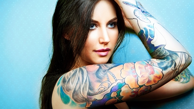 Tattoos move into cultural mainstream