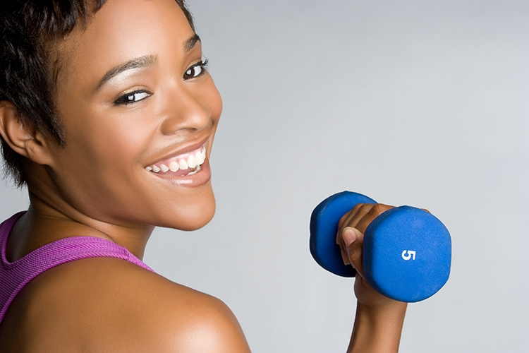 Resistance exercise linked to reduced anxiety
