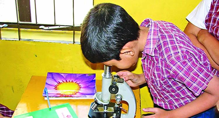 Science education declining