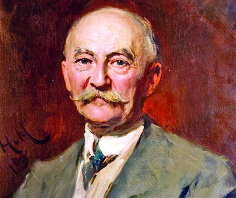 Love and fatalism in Thomas Hardy's creations