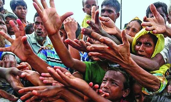 Bangladesh shouldn't be future for Rohingya