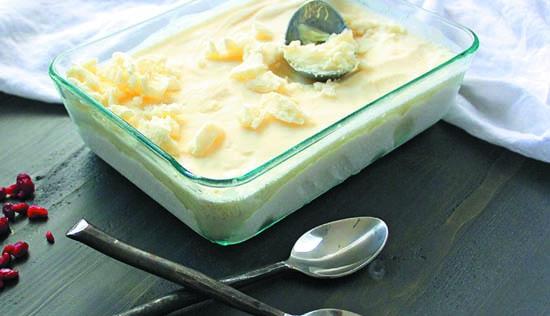 Facts about  frozen yoghurt