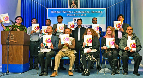 Presenting Bangla Literature to foreign audience