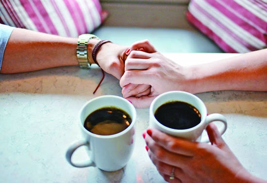 Romance and rumpus over a cup of tea