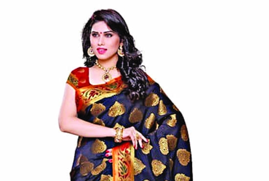 Most popular types of silk sarees