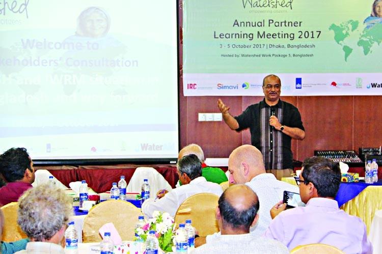 'Govt, CSOs must work for achieving SDG 6 target'