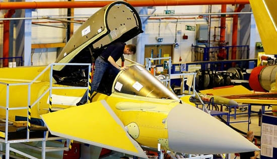 BAE Systems to axe almost 2,000 jobs