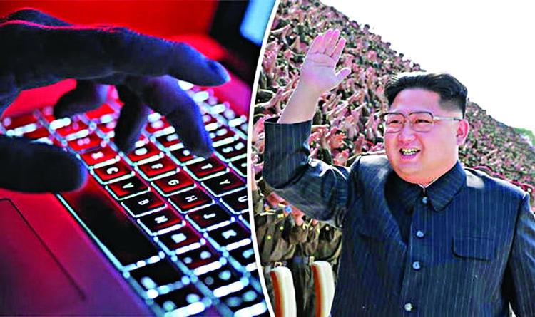 'North Korea hacks US, South Korea war plan'