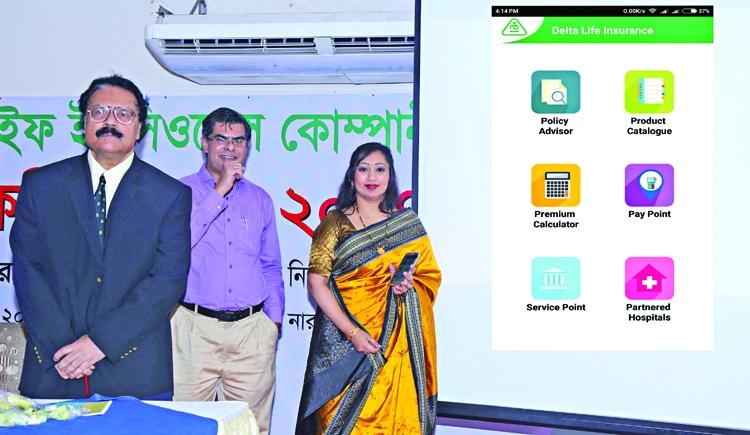 Delta Life inaugurates mobile app