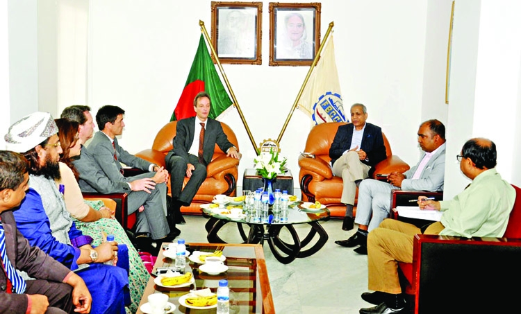 UNDESA mission meets FBCCI leaders in city