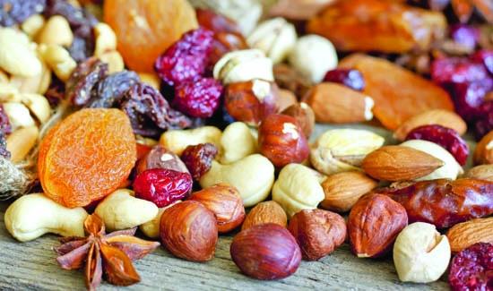 Foods to boost hemoglobin count