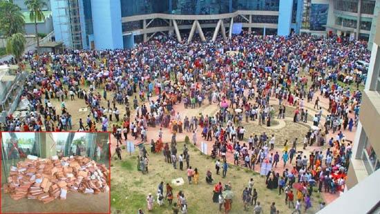 Employment opportunity in Bangladesh still a far cry!
