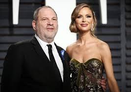 Harvey Weinstein's wife leaves him