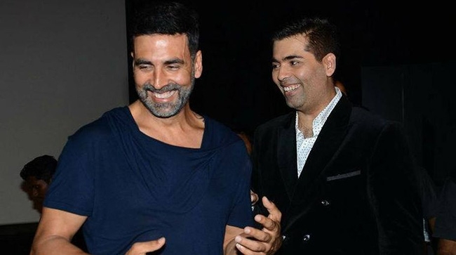 Akshay Kumar, Karan Johar join hands for Kesari