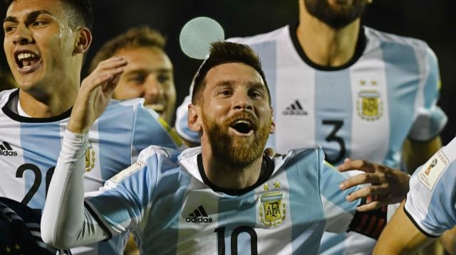 A World Cup without Argentina 'would have been crazy': Messi