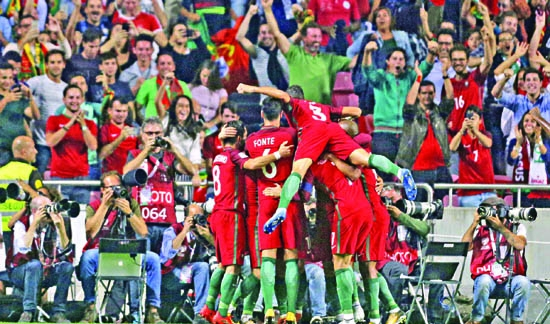 Portugal, France clinch World Cup spots