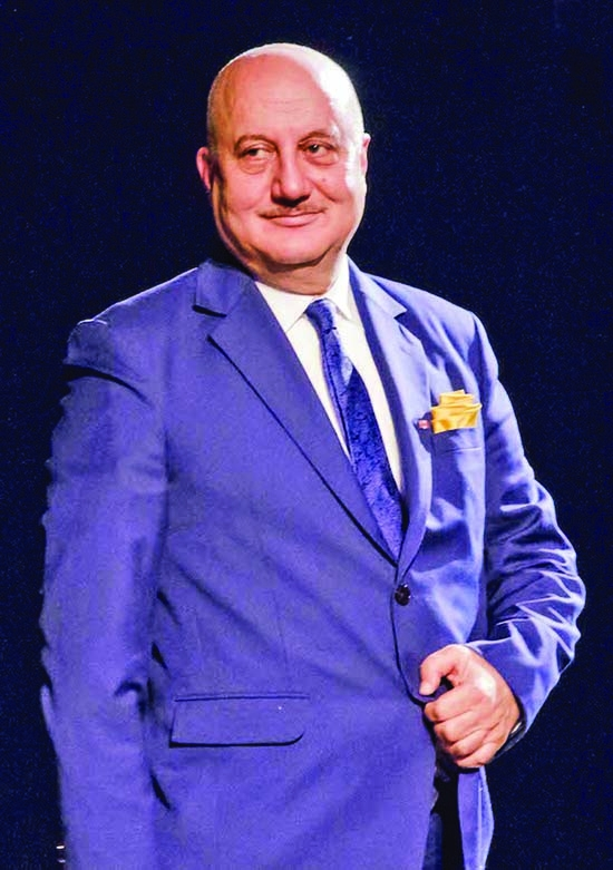 Anupam Kher appointed as new FTII chairman