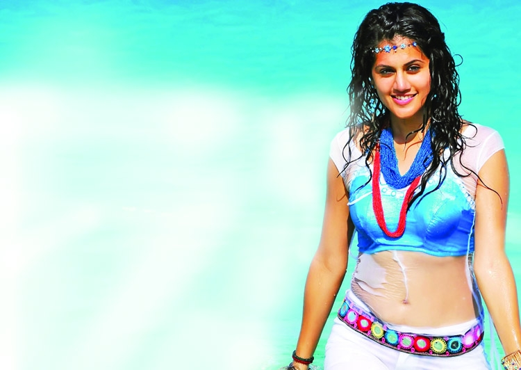 Taapsee all set to break beauty stereotypes