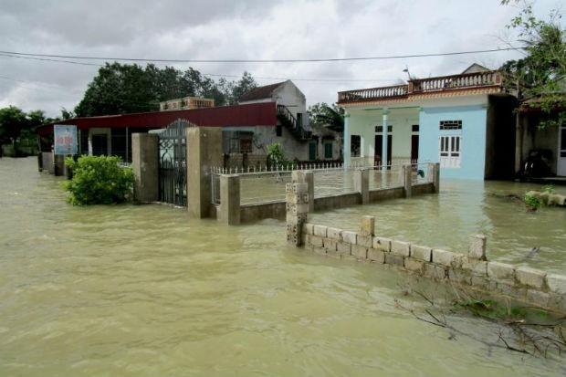 Vietnam flood kills 37