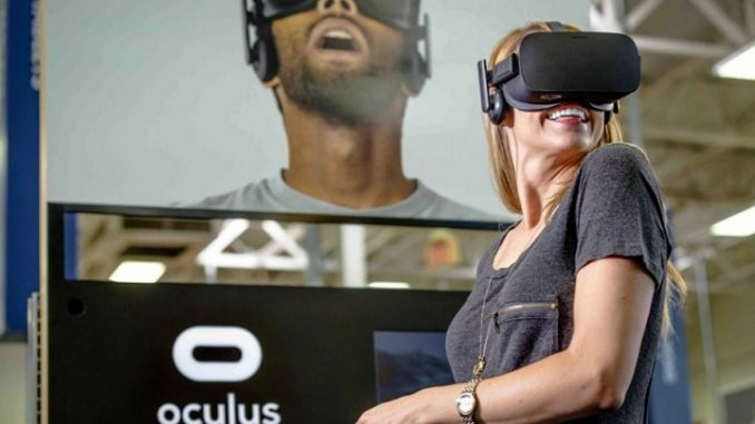 Facebook to launch virtual reality headset
